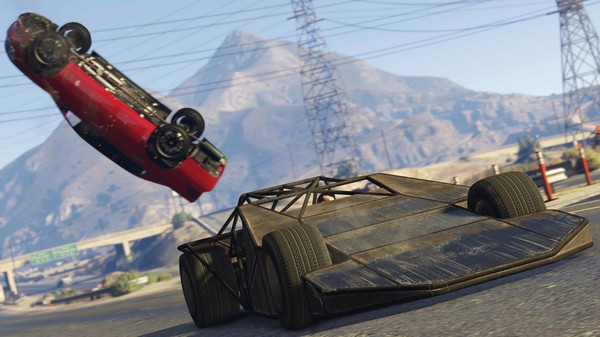 Screenshot 4 of Grand Theft Auto V