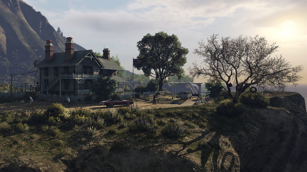 Screenshot 36 of Grand Theft Auto V