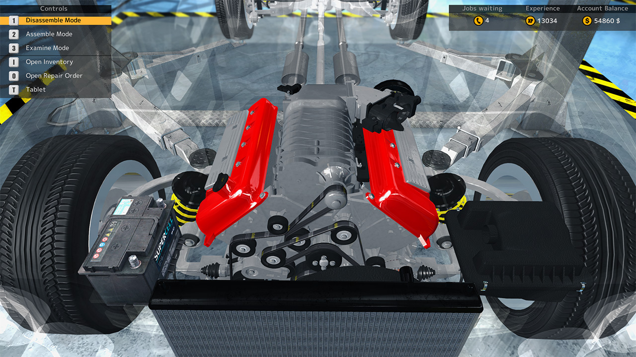 Car mechanic simulator 2015 - performance dlc download pc