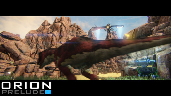 Screenshot 28 of ORION: Prelude