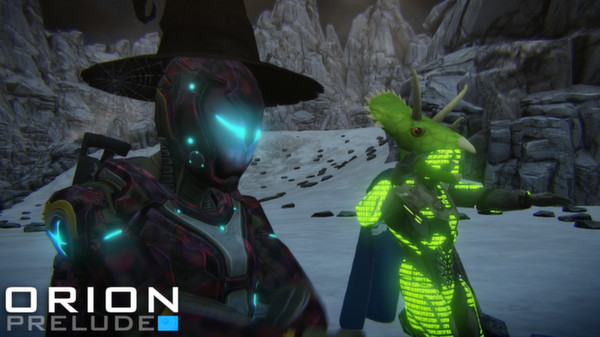 Screenshot 33 of ORION: Prelude