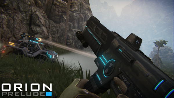 Screenshot 7 of ORION: Prelude