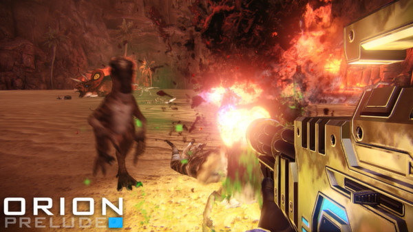 Screenshot 9 of ORION: Prelude