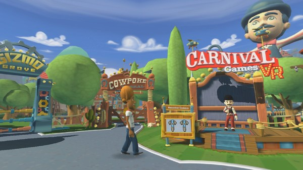 Screenshot 2 of Carnival Games® VR