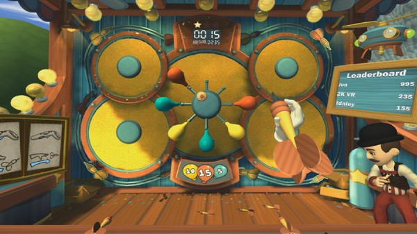 Screenshot 4 of Carnival Games® VR