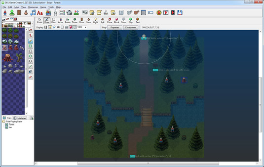 Screenshot 2 of 001 Game Creator