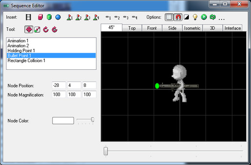Screenshot 30 of 001 Game Creator