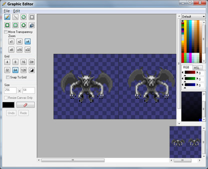Screenshot 4 of 001 Game Creator