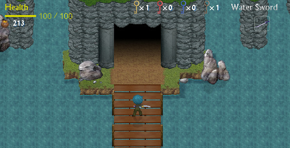Screenshot 9 of 001 Game Creator