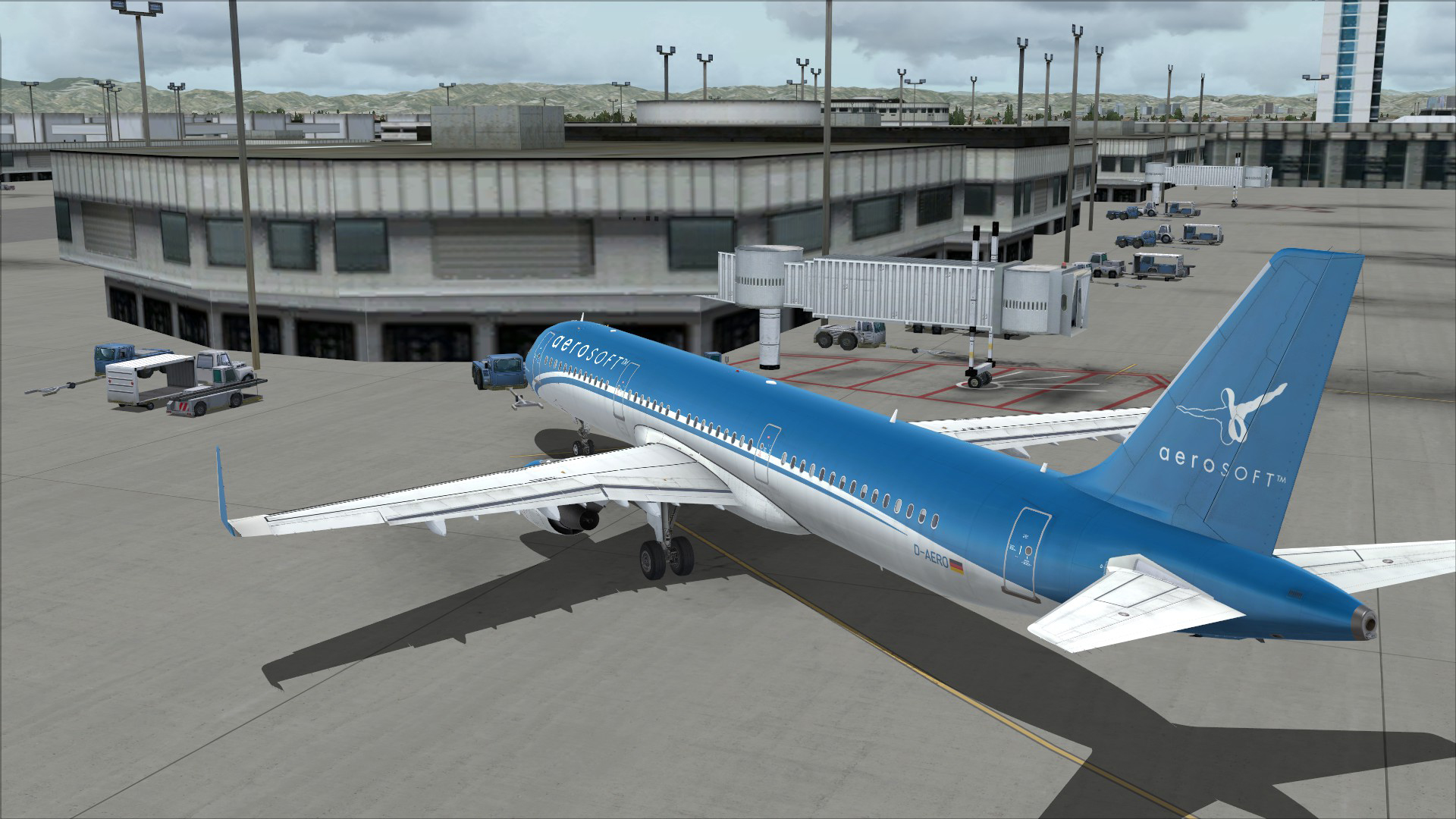 FSX Steam Edition: Airbus A320/A321 Add-On — Download