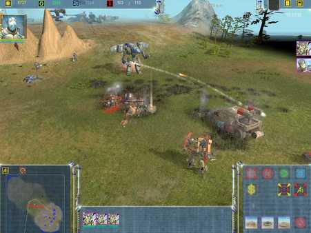 Screenshot 2 of Maelstrom: The Battle for Earth Begins