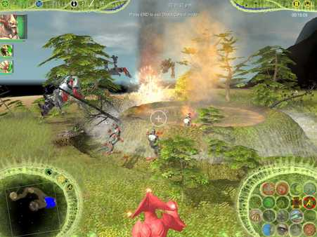 Screenshot 10 of Maelstrom: The Battle for Earth Begins