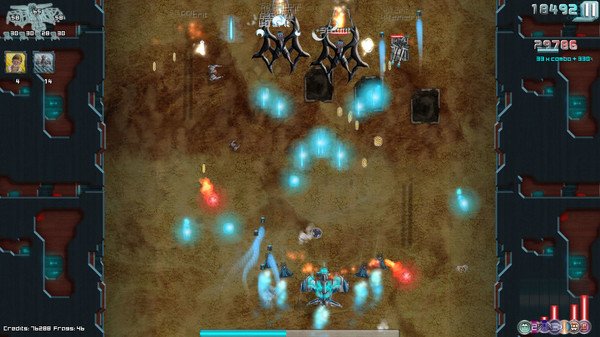 Screenshot 14 of Sky Mercenaries