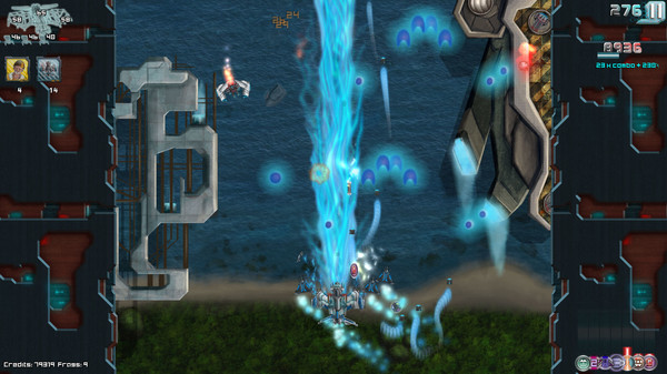 Screenshot 5 of Sky Mercenaries