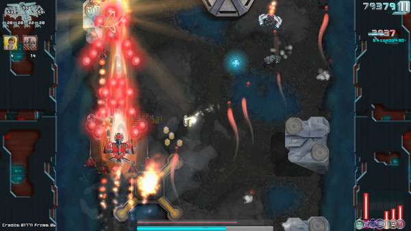 Screenshot 9 of Sky Mercenaries