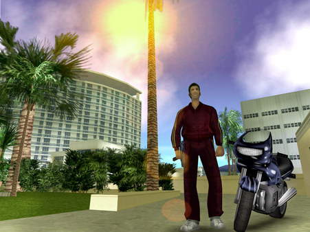 Screenshot 1 of Grand Theft Auto: Vice City