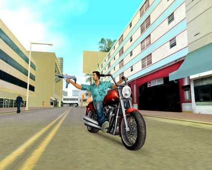 Screenshot 4 of Grand Theft Auto: Vice City