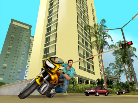 Screenshot 5 of Grand Theft Auto: Vice City
