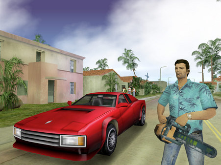Screenshot 10 of Grand Theft Auto: Vice City