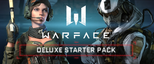 Screenshot 1 of Warface - Deluxe Starter Pack