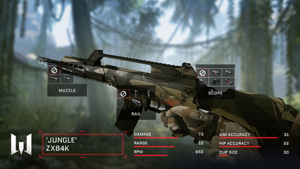 Screenshot 3 of Warface - Deluxe Starter Pack
