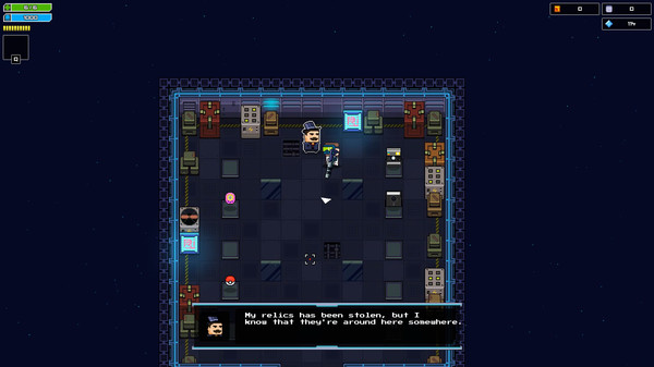 Screenshot 2 of Spaceship Looter