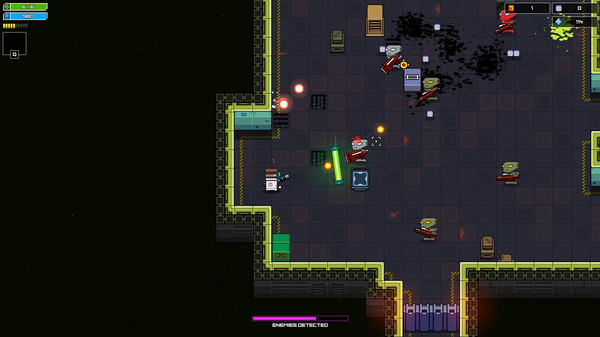 Screenshot 4 of Spaceship Looter