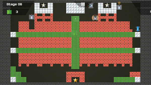 Screenshot 1 of Tank Battle Mania