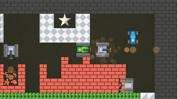 Screenshot 2 of Tank Battle Mania