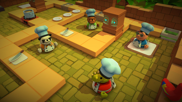 Screenshot 2 of Overcooked - The Lost Morsel