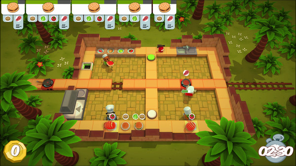Screenshot 8 of Overcooked - The Lost Morsel