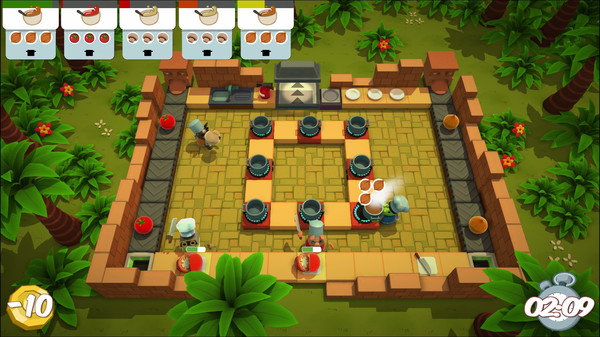 Screenshot 9 of Overcooked - The Lost Morsel
