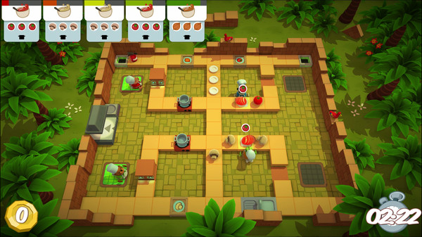 Screenshot 10 of Overcooked - The Lost Morsel