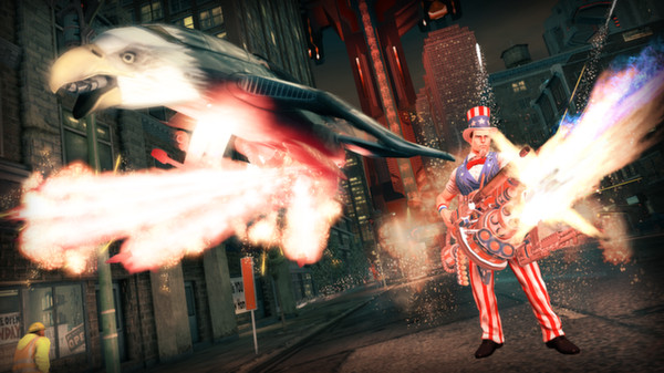 Screenshot 2 of Saints Row IV: Commander-In-Chief Pack