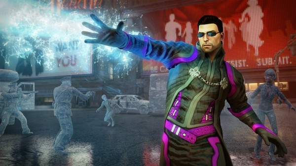 Screenshot 3 of Saints Row IV: Commander-In-Chief Pack