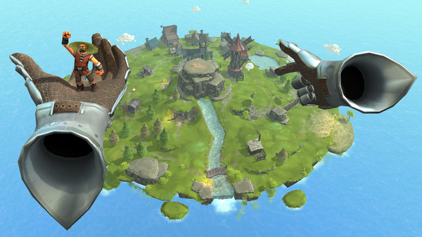 Screenshot 1 of Townsmen VR