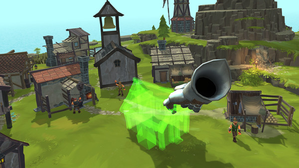 Screenshot 2 of Townsmen VR