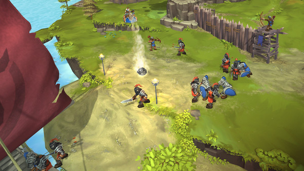 Screenshot 6 of Townsmen VR