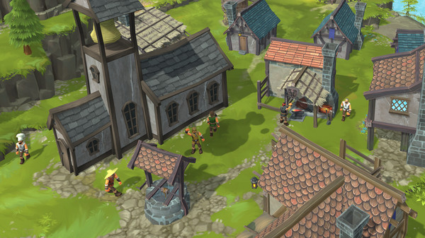 Screenshot 9 of Townsmen VR