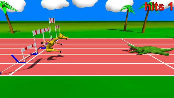 Screenshot 1 of Wild Animal Sports Day