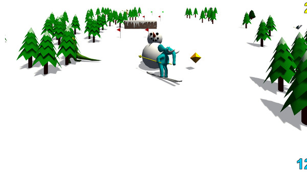Screenshot 2 of Wild Animal Sports Day