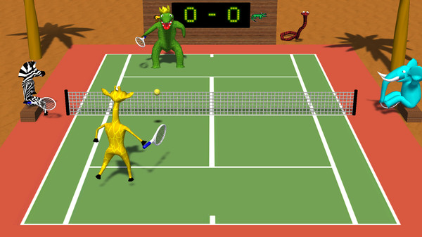 Screenshot 4 of Wild Animal Sports Day