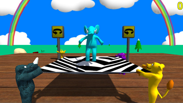 Screenshot 8 of Wild Animal Sports Day