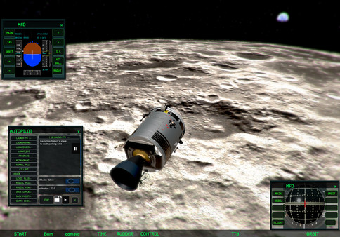 Screenshot 4 of Space Simulator