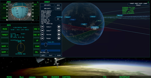 Screenshot 7 of Space Simulator