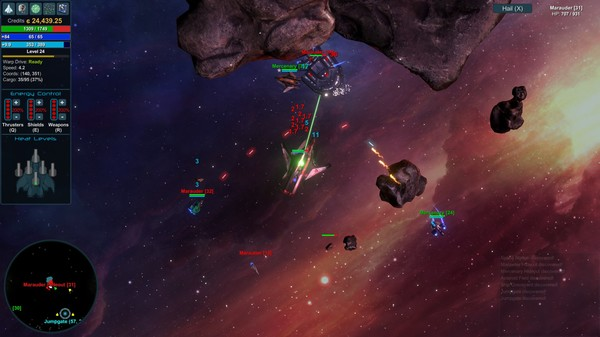 Screenshot 1 of Star Valor