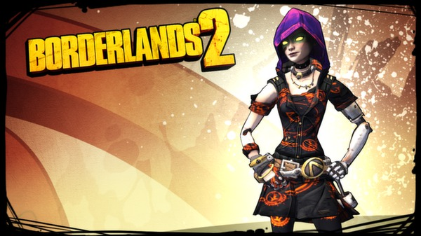 Screenshot 1 of Borderlands 2: Mechromancer Supremacy Pack