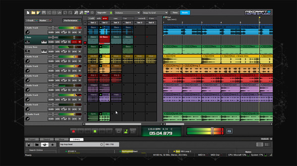 Screenshot 9 of Mixcraft 8 Home Studio