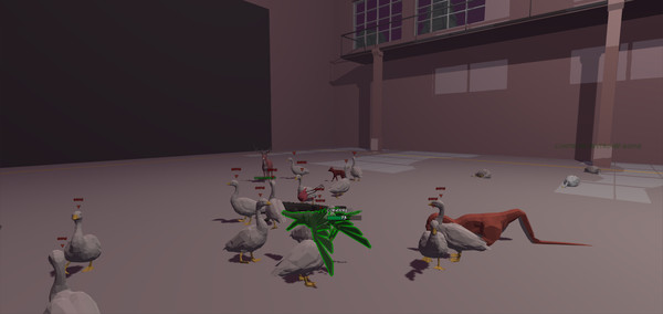 Screenshot 11 of Animal Fight Club