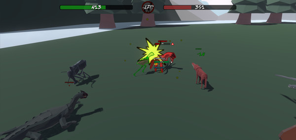 Screenshot 12 of Animal Fight Club